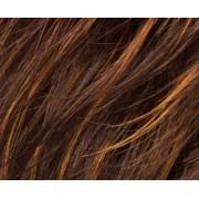 Paruka Silk- Pravé vlasy Barva: Lískový ořech