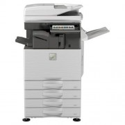 MFP, SHARP MX-4070N 40 PPM, Fax, Duplex, DSPF, PCL, Adobe PS3, OSA Network scanner, Lan, WiFi (MX4070N)