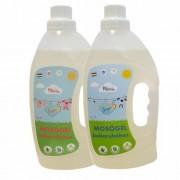 SensEco Baby mosógél babaruhához, 1500 ml - Kislány