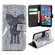 Microsoft Lumia 535 - hoes, cover, case - PC - olifant