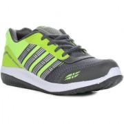 Columbus-Runner-DGreyPGreen Men's Sports Shoes