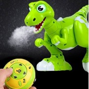 Yeezee-Wireless Dinosaur Toys, Interactive Spraying Water Dino For Kids, Walking,Sing, Dancing, Turning Around, Electrinic Pet Boys/Girls