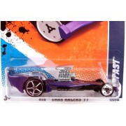 Hot Wheels - HW Drag Racers 11 - Madfast - 6/10 , 126/244 [Scale 1:64]