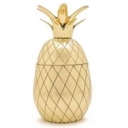 W&P Pineapple Tumbler von W&P Design NYC, Gold
