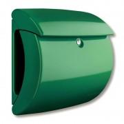 Chic letter box Kiel, green