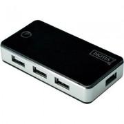 USB 2.0 HUB, 7 portos, Digitus (1020930)