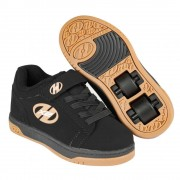 Heelys X2 Dual Up Black/Gum