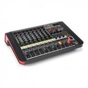 PDM-M804A 8 Entradas P/ Microfone Processador FX Multi 24 Bit Leitor USB