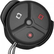 Garmin Remote VIRB Control telecomando RF Wireless Nero Premi i pulsanti