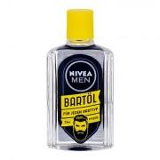 Nivea Men Beard Oil olio curativo per la pelle e per ammorbidire la barba 75 ml uomo