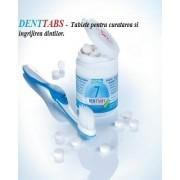 Denttabs – tablete pentru curatarea si ingrijirea dintilor