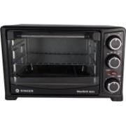 Singer 16-Litre MAXIGRILL 1600( SOT 160 MBT ) Oven Toaster Grill (OTG)(Black)