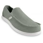 Crocs Santa Cruz Mens Loafers For Men(White)