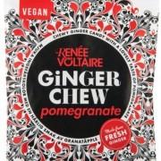 Renée Voltaire Ginger Chew Pomegranate 120 g