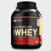 Optimum Power Pulver 100% Whey G.Std Banana 2272g