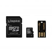 Actioncam Geheugenkaarten Kingston 8GB Multi Kit / Mobility Kit