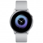 Samsung Galaxy Watch Active (WiFi, Silver, Local Stock)