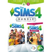 The Sims 4 + Get Famous Bundle PC