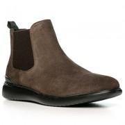 Geox Schuhe Herren, Velours, braun