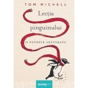 Lectia pinguinului. O poveste adevarata