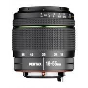 Pentax Obiettivo SMC-DA, 18-55 mm, F/3.5-5.6 AL, WR, Nero