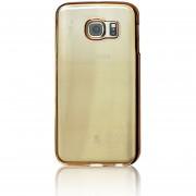 Funda Acrigel Flexible Jyx Accesorios IPhone 5 - Dorado