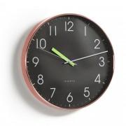 Kave Home Reloj de pared Saanvi