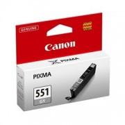 Canon CLI 551 GY, med chip. grå bläckpatronn, Original, 7ml