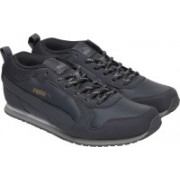 Puma ST Runner Demi Twill IDP Sneakers For Men(Grey)