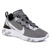 Обувки NIKE - React Element 55 Se CD2153 100 White/Pure Platinum/Wolf Grey