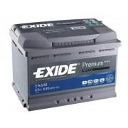EXIDE Premium EA640 64Ah 640A autó akkumulátor jobb+ (+AJÁNDÉK!)