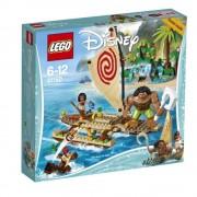 LEGO Disney, Vaiana si calatoria ei pe ocean 41150