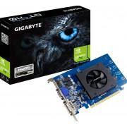 Gigabyte GV-N710D5-1GI - Grafische kaart - GF GT 710 - 1 GB GDDR5 - PCIe 2.0 x8 - DVI, HDMI, VGA