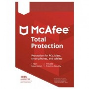 McAfee Total Protection 2019 - 5 enheter