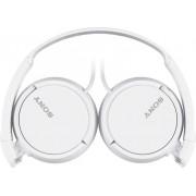 Sony Mdr-Zx110w Cuffie Stereo Mp3 Ad Archetto Cuffie On Ear Pieghevoli Colore Bianco - Mdr-Zx110w Serie Zx
