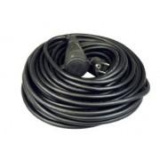 Verlengsnoer rubber H07 3x1,5mm² 50M