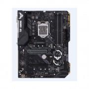 Asus TUF H370-PRO GAMING Scheda Madre, Chipset Intel H370, Supporto Processori Intel 8 Generazione, LGA1151, ATX, Nero