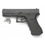 Bruni Plynová pistole Bruni GAP černá cal.9mm