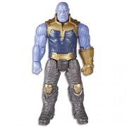 Marvel Infinity War Titan Hero Series - Thanos with Titan Hero Power FX Port (Multi Color)