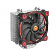 Thermaltake CPU COOLER, RIING SILENT 12 RED | CL-P022-AL12RE-A