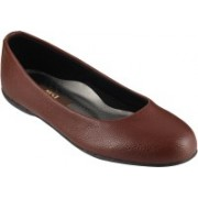 MSL Classic Slip On Shoes For Women(Tan)
