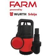 Potapajuća pumpa za čistu vodu sa plovkom Farm FPC400