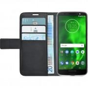 Azuri Wallet Magneet Motorola Moto G6 Book Case Zwart