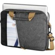 Чанта за лаптоп HAMA Florence, до 40 см (15.6 инча), Черен/Сив, HAMA-101568