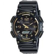 Casio Youth-combination Analog-Digital Black Dial Mens Watch-AQ-S810W-1A3VDF (AD209)