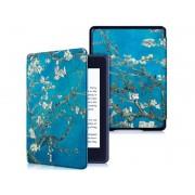 Etui Alogy Smart Case Kindle Paperwhite 4 Kwitnący migdałowiec (van Gogh) + Szkło