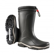 Dunlop K400061 Blizzard Gevoerde Winterlaars PVC Zwart - Maat 41