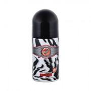 Cuba Cuba Jungle Zebra deodorante roll-on 50 ml donna