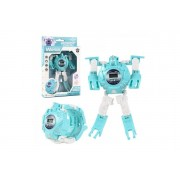 Beijing Jianshuaizhilong Commerce and Trading Co Ltd T/A MBLogic £5.99 instead of £19.99 (from MBLogic) for a kids' transforming robot watch - choose from four colours and save 70%