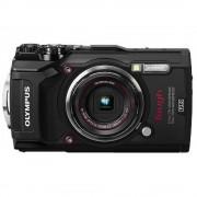 Digitalni fotoaparat Olympus TG-5 16 MPix Zoom (optički): 4 x Crna Uklj. akumulator